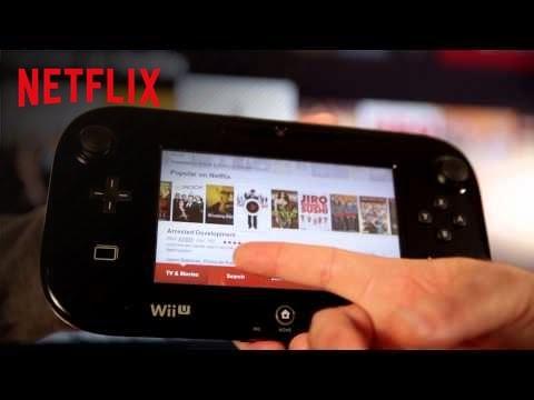 First Look: Netflix on Wii U | Netflix