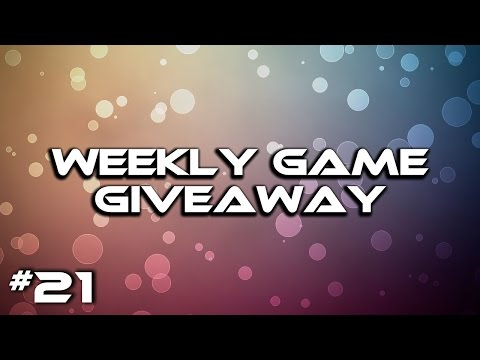 Game Giveaway Week 21 (CLOSED) + Week 20 Winners