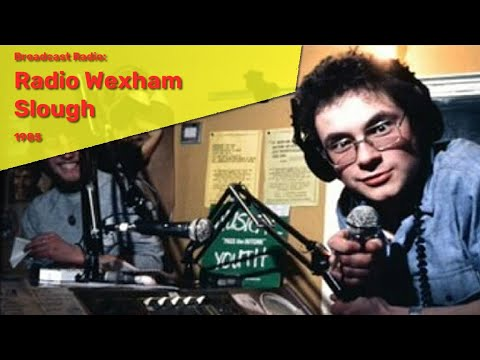 Get Outa Town on Radio Wexham, 1985