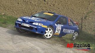 CRASH & SHOW Shakedown Rally Legend San Marino 2018   ADRacing