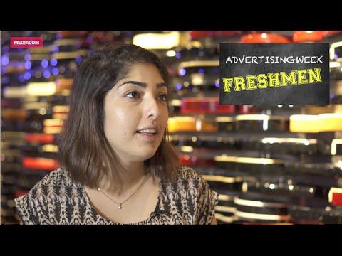 Advertising Week Freshman:  Mariam Getting Into Advertising