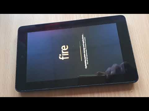 how to factory reset an amazon kindle fire hd 5th generation easy