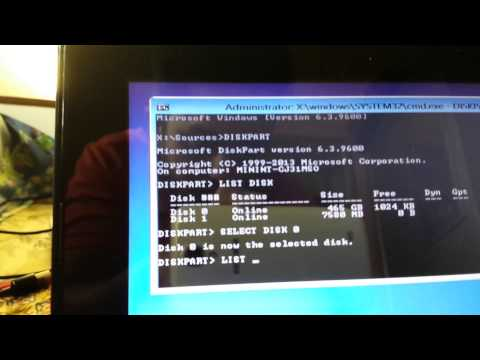 how to repair or restore your windows 8,8.1 bootloader