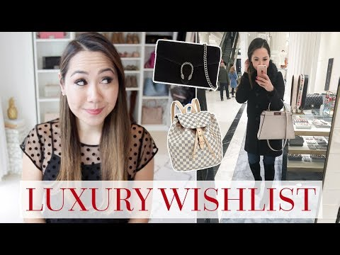 MY CHRISTMAS LUXURY WISHLIST! | AD