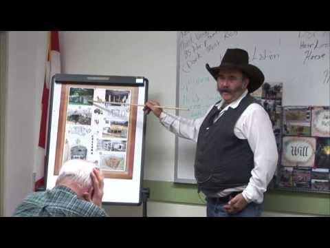 Bill Edwards on Root Cellars
