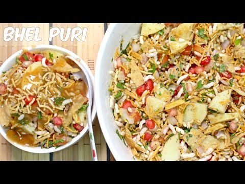 BHEL PURI  RECIPE BY Food In 5 Minutes