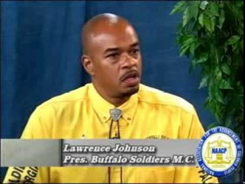 NAACP Today Show on Buffalo Soldiers, 9 December, 2009