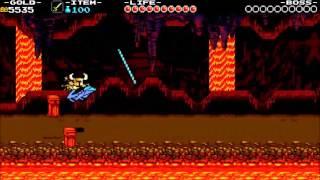Shovel Knight (xbone) Turbo Tunnel From Battletoads Nes (hd60)