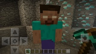 How To Spawn Herobrine In Minecraft Pocket Edition With Addons I Foun