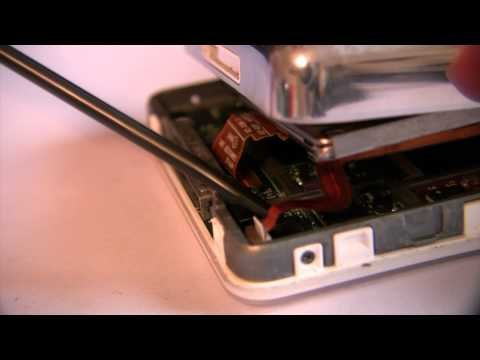 Hacking the iPod classic 5th Gen