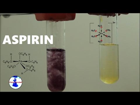 How to purify Aspirin?