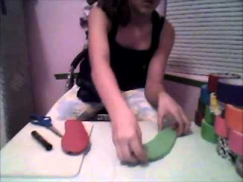 how to make duct tape shoes