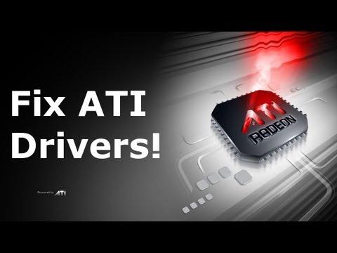 ATI Video Driver Fixes - Ubuntu 11.10 & 12.04