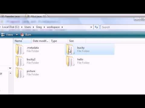 Java Programming Tutorial - 62 - JButton