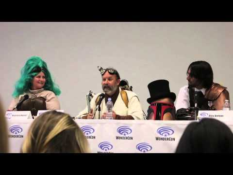 Steampunk Star Wars Costumes How to DIY Tips & Tricks Wondercon 2015