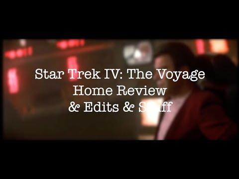 Totally Legit Star Trek IV: The Voyage Home Review & Edits