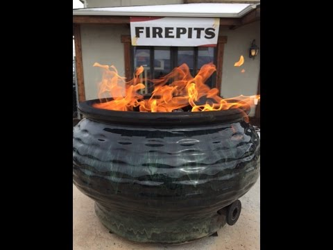 How To Make An Outdoor Fire-Pit from Anything!
