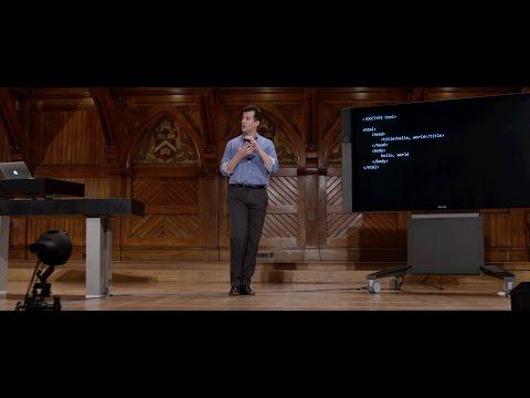 CS50 2016 - Week 6 - HTTP
