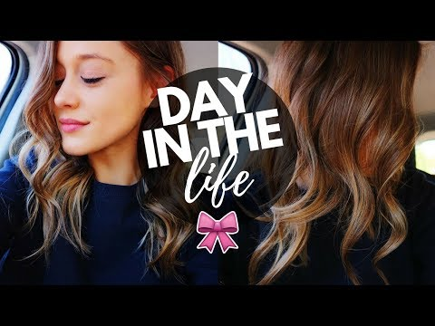 🍑 HUMPDAY WORKOUT | Hair Transformation & Grocery Haul | Day in the Life 🍑💇