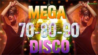 Mega Disco Dance Songs Legend 🥂 Golden Disco Greatest 70 80 90s 🍺 Eurodisco Megamix