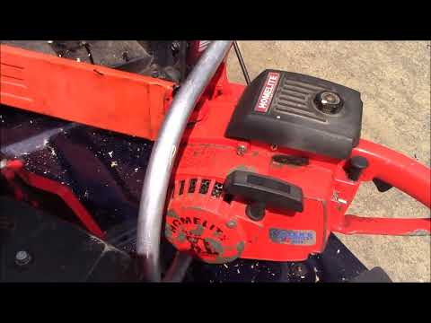 Saws That Pass The Test Of Time & Fuel Line Replacement On Husqvarna 288