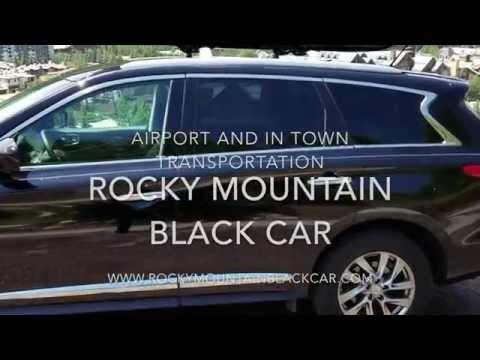 Rocky Mountain Black Car Intro