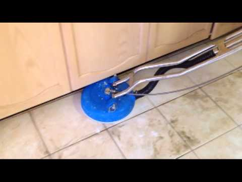 How to color seal / stain grout