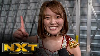 Sarray eyes the NXT Women's Championship: WWE Network Exclusive, April 20, 2021