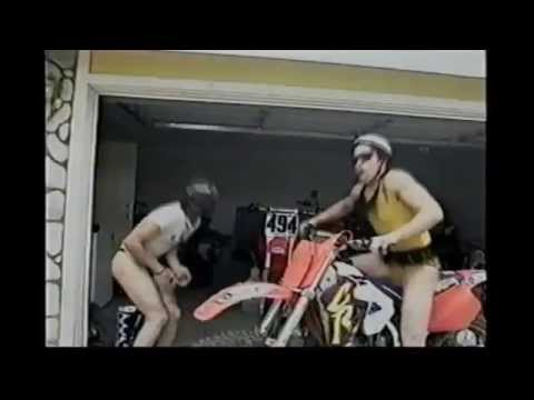 Video Lucu..aksi latihan Motocross