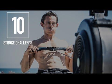 Rowing Machine Workouts: 10-STROKE CHALLENGE