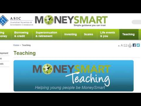 The National Financial Literacy Strategy