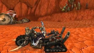 Warlords Of Draenor Horde Chopper