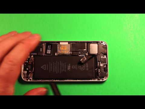 iPhone 5S (& 5C) Battery Replacement Guide (How To) - ScandiTech