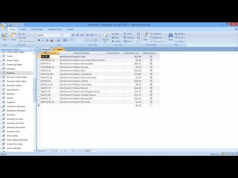 How to Create a Yes or No Query in Microsoft Access