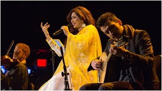 Berklee Indian Ensemble ft Shreya Ghoshal - Aap Ki Nazron Ne Samjha (Live at Berklee)