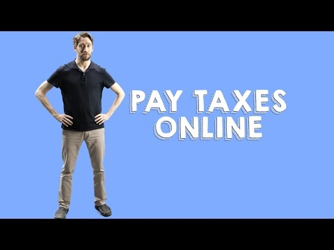 Change it up: Pay your taxes online