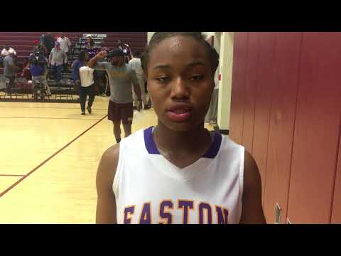 Xxx Mp4 Easton 39 S Cabria Lewis Talks Quarterfinals Win Over Bossier As Eagles Get Back To Marsh Madness 3gp Sex