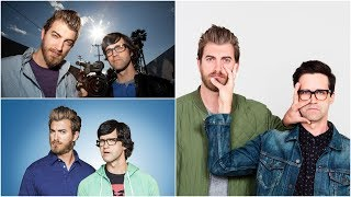 Download Rhett and Link Bio, Net Worth, Family, Affair, Lifestyle & Assets Video