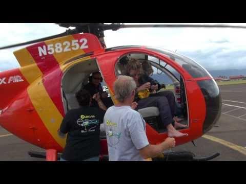 Alex Air West Maui & Molokai Doors Off Tour