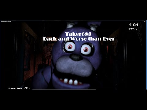 Five Nights at Freddy's:Back and Worse than Ever