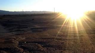 Copy of desert rc car playing