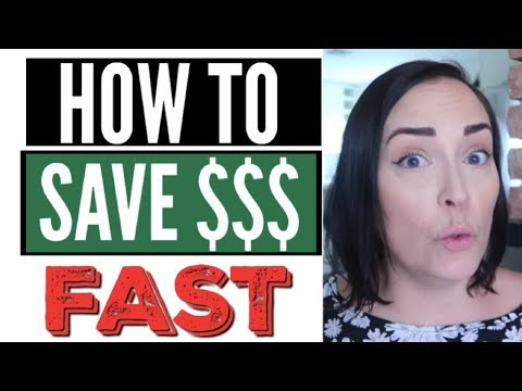 5 TIPS FOR HOW TO SAVE MONEY FAST AS A KID, TEENAGER + ADULT ● HOW TO ATTRACT MONEY USING MIND POWER