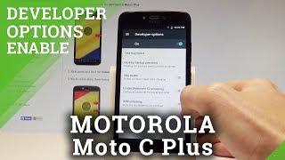 Secret Codes MOTOROLA Moto C Plus - Hidden Mode / Tips
