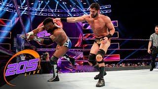 Cedric Alexander vs. Ariya Daivari: WWE 205 Live, June 27, 2017