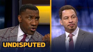 Chris Broussard reveals 2 issues affecting LeBron and the Cleveland Cavaliers | UNDISPUTED