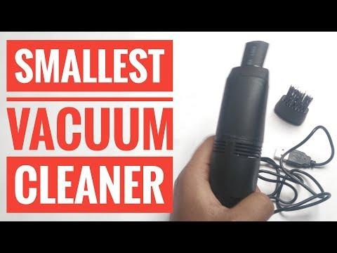 Smallest vacuum cleaner Amazon 🇮🇳