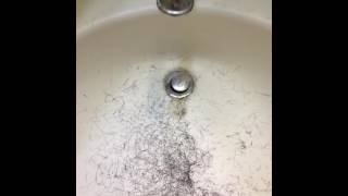 MAN SHAVES BEARD FOR THE FIRST TIME
