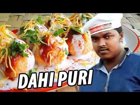 How To Make Dahi Puri | Dahi Puri Recipe | Dahi Puri | Streets Foods | Road Side Chef