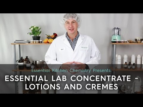 Essential Lab Concentrate - Lotions and Cremes