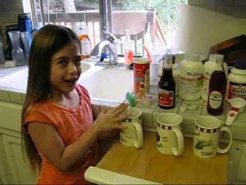 Aryia experimenting with mag citrate.wmv